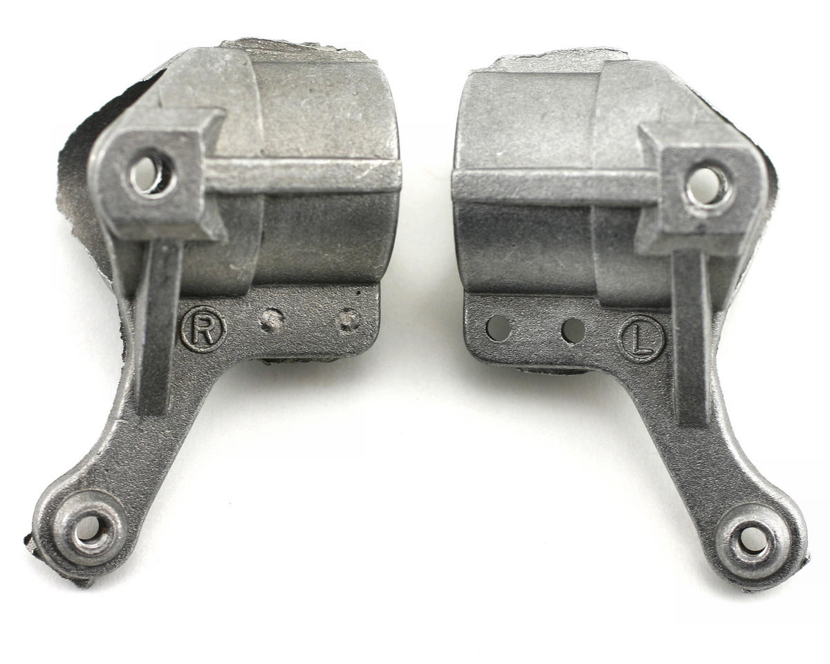 HB Racing Aluminum Steering Knuckles (Lightning Series)