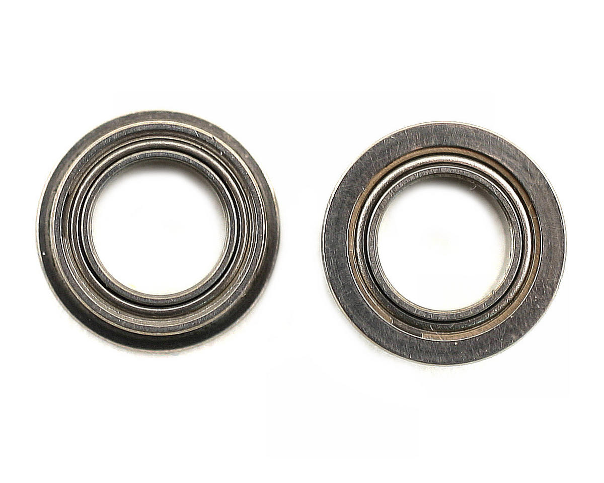 HB Racing 5x8mm Sealed Flanged Ball Bearings (Lightning Series)