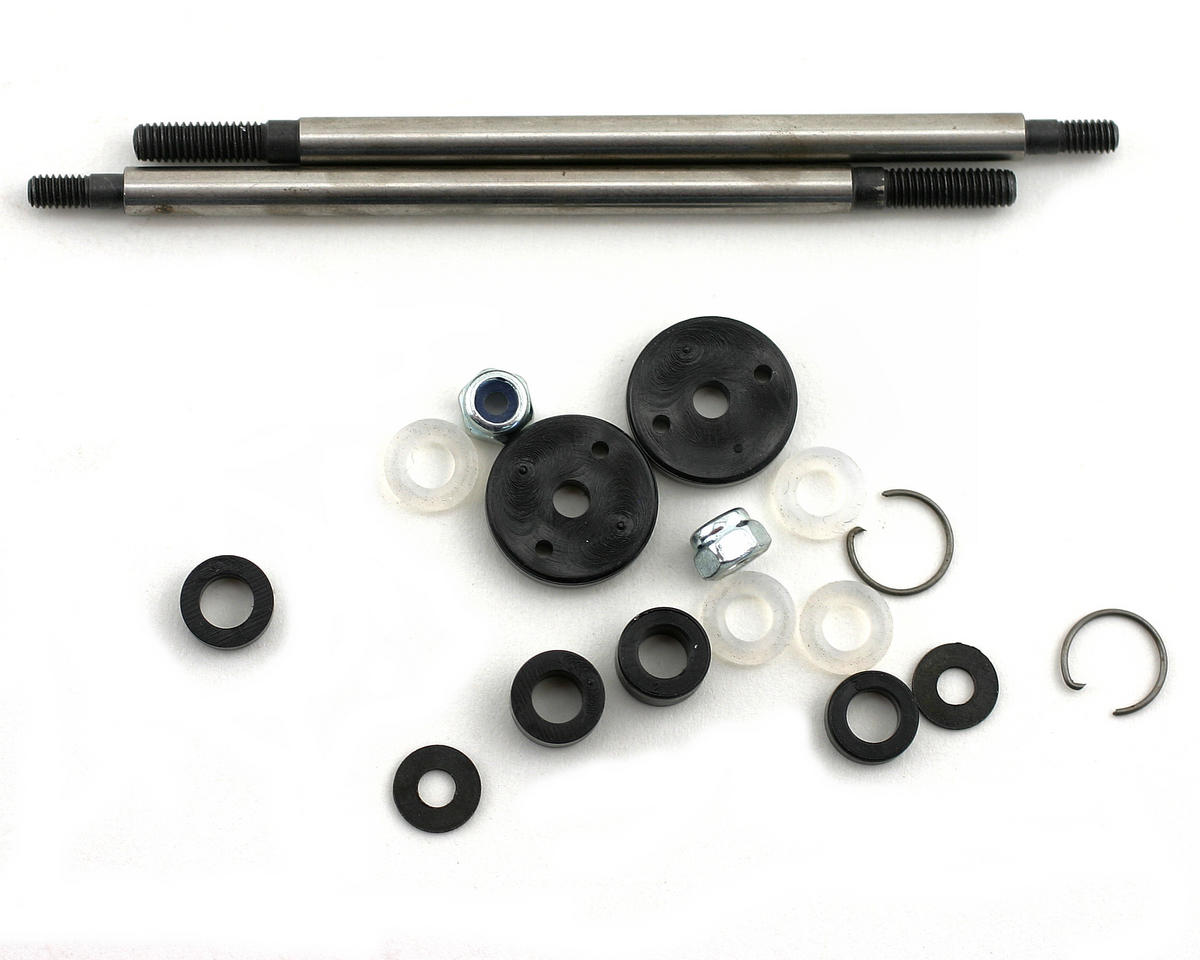 HB Racing 3.5mm Rear Shock Rebuild Kit (Lightning Pro Series)