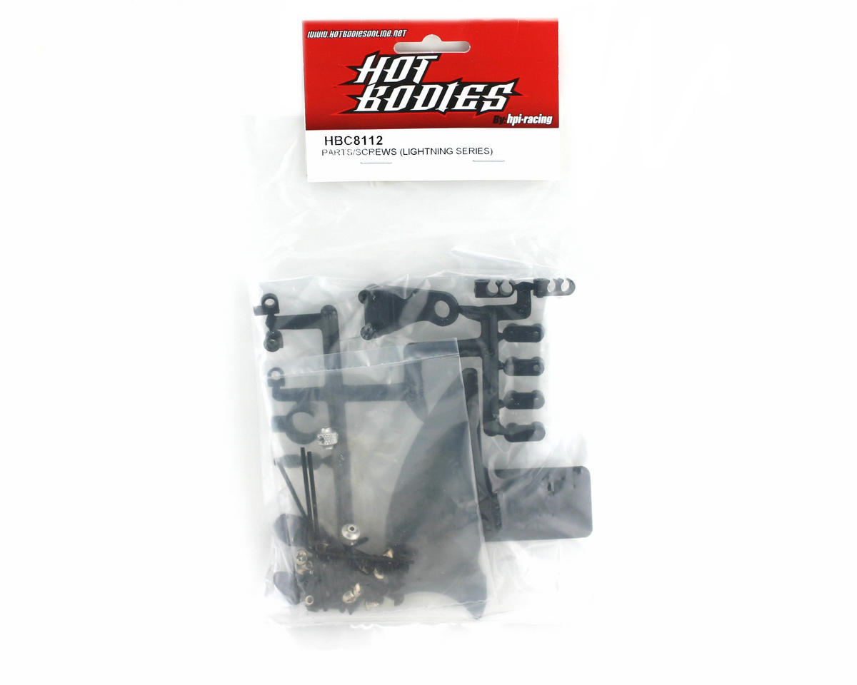 HB Racing Parts/Screws (Lightning Series)