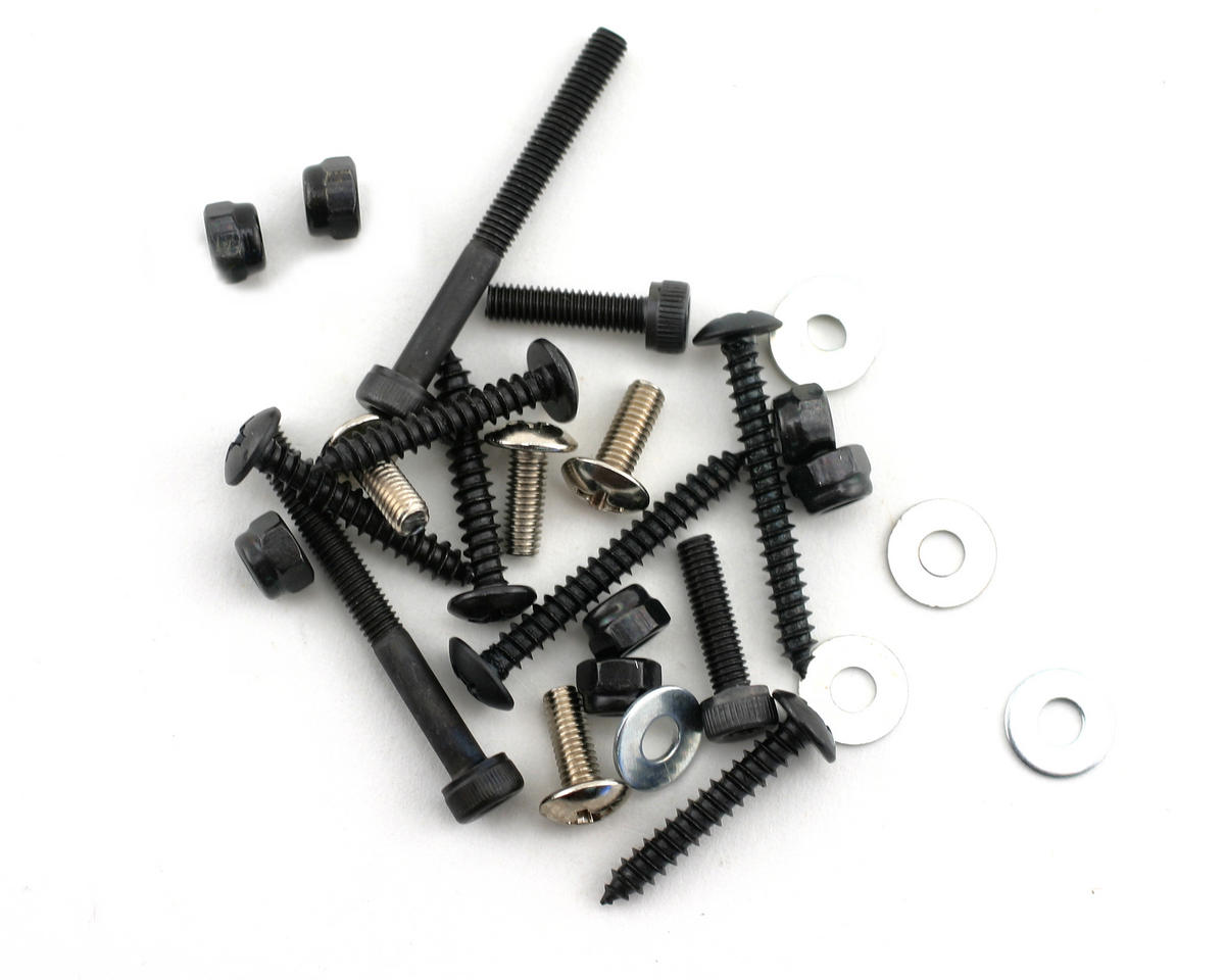 HB Racing Screw Set for C8152 Rear Wing Holder (Lightning Stadium Series)