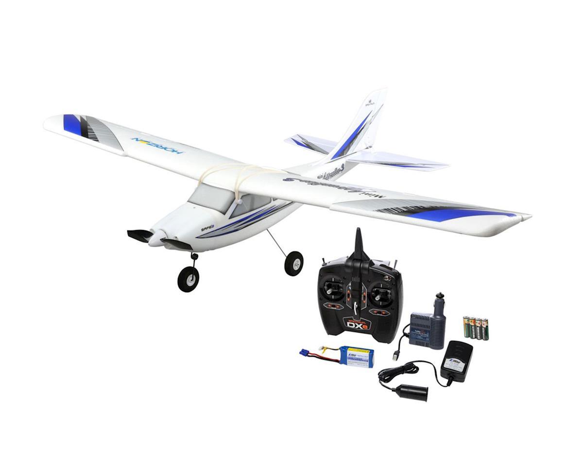 hobbyzone mini apprentice s rtf electric airplane  1220mm