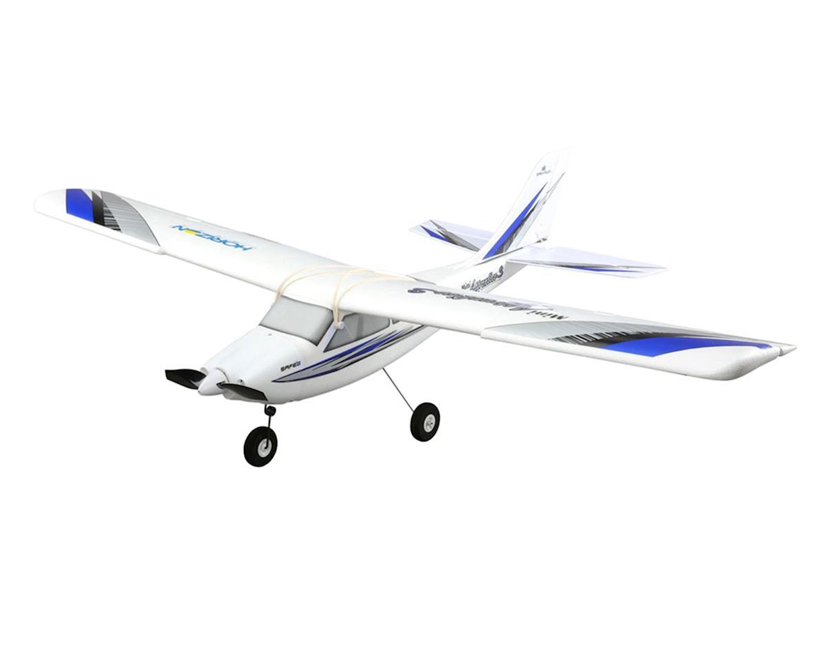 HobbyZone Mini Apprentice S BNF Basic Electric Airplane w/SAFE