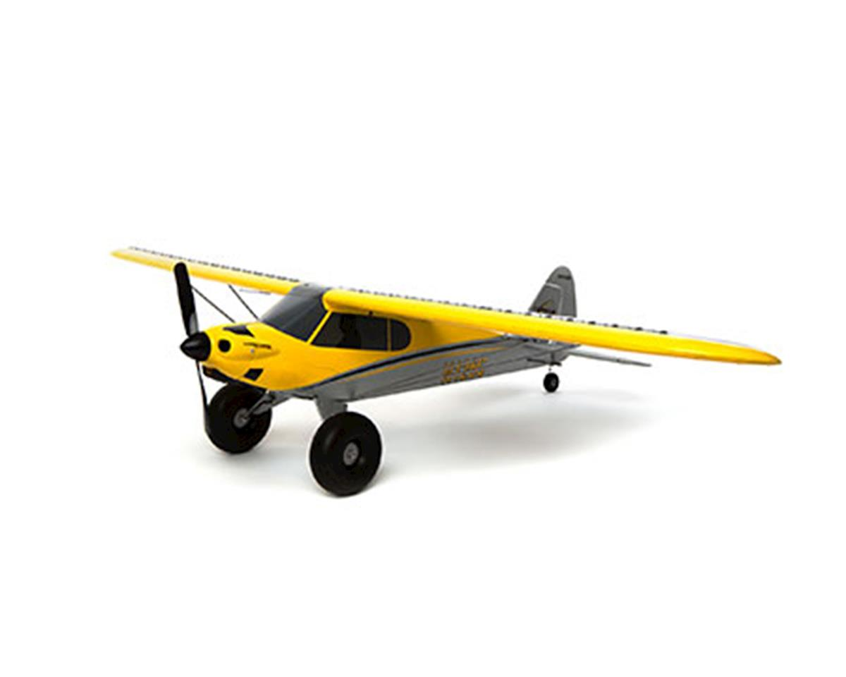 HobbyZone Carbon Cub S+ 1.3m Bind-N-Fly Basic Electric Airplane w/SAFE