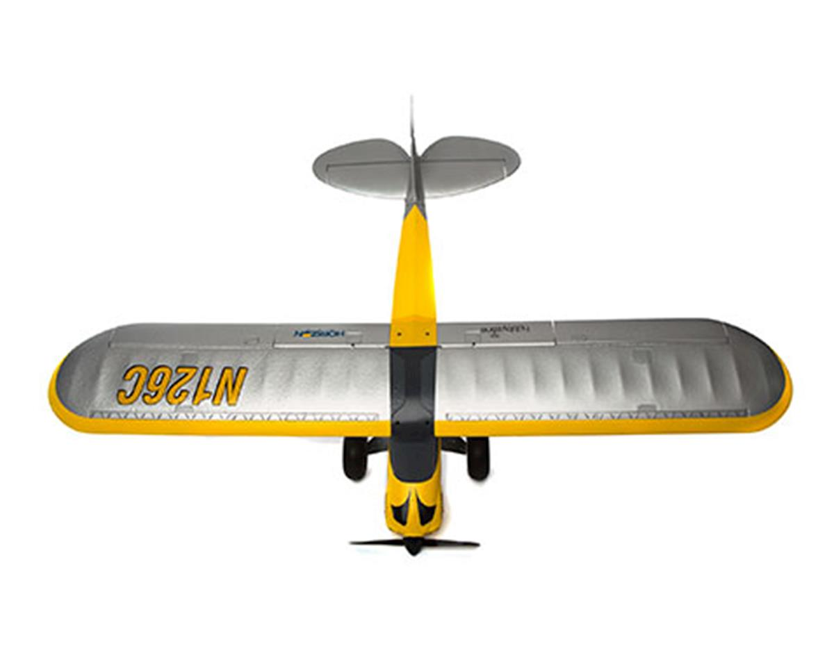 HobbyZone Carbon Cub S+ BNF Basic Electric Airplane (1300mm) w/SAFE Auto Land