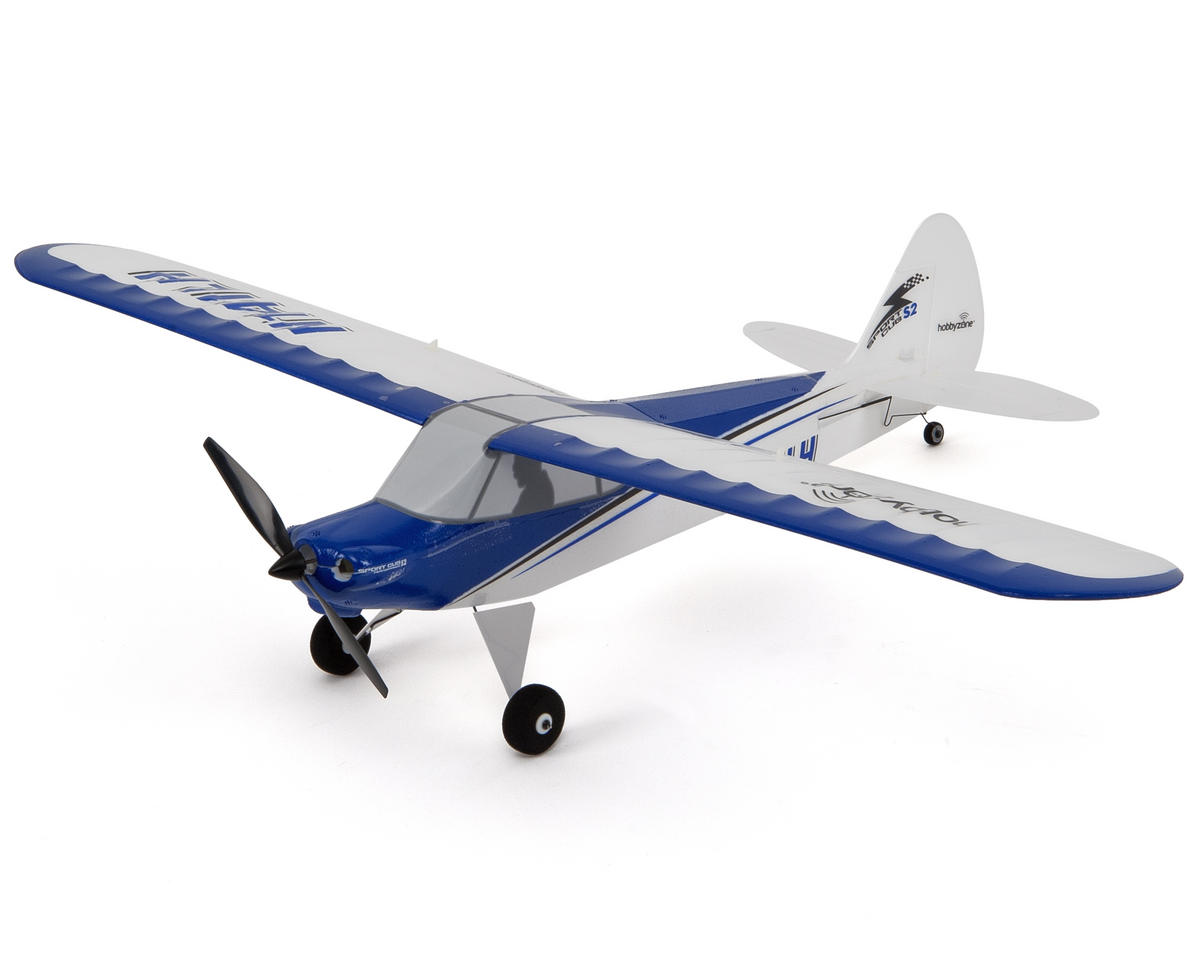 HobbyZone Sport Cub S RTF Electric Airplane (616mm)
