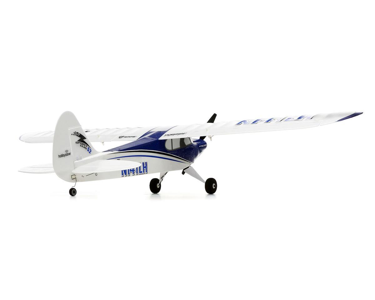 Image 2 for HobbyZone Sport Cub S 2 RTF Electric Airplane w/SAFE