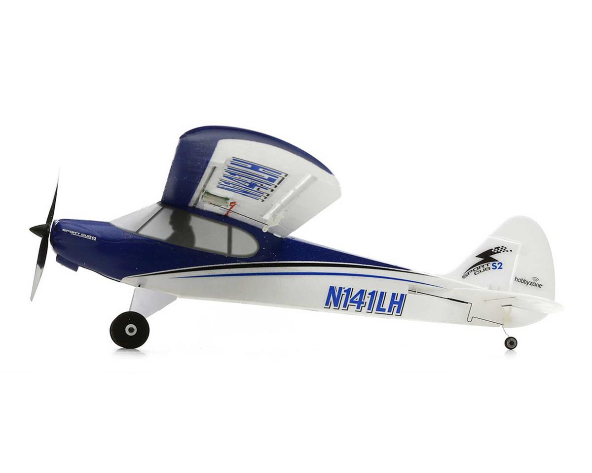 Image 3 for HobbyZone Sport Cub S 2 RTF Electric Airplane w/SAFE