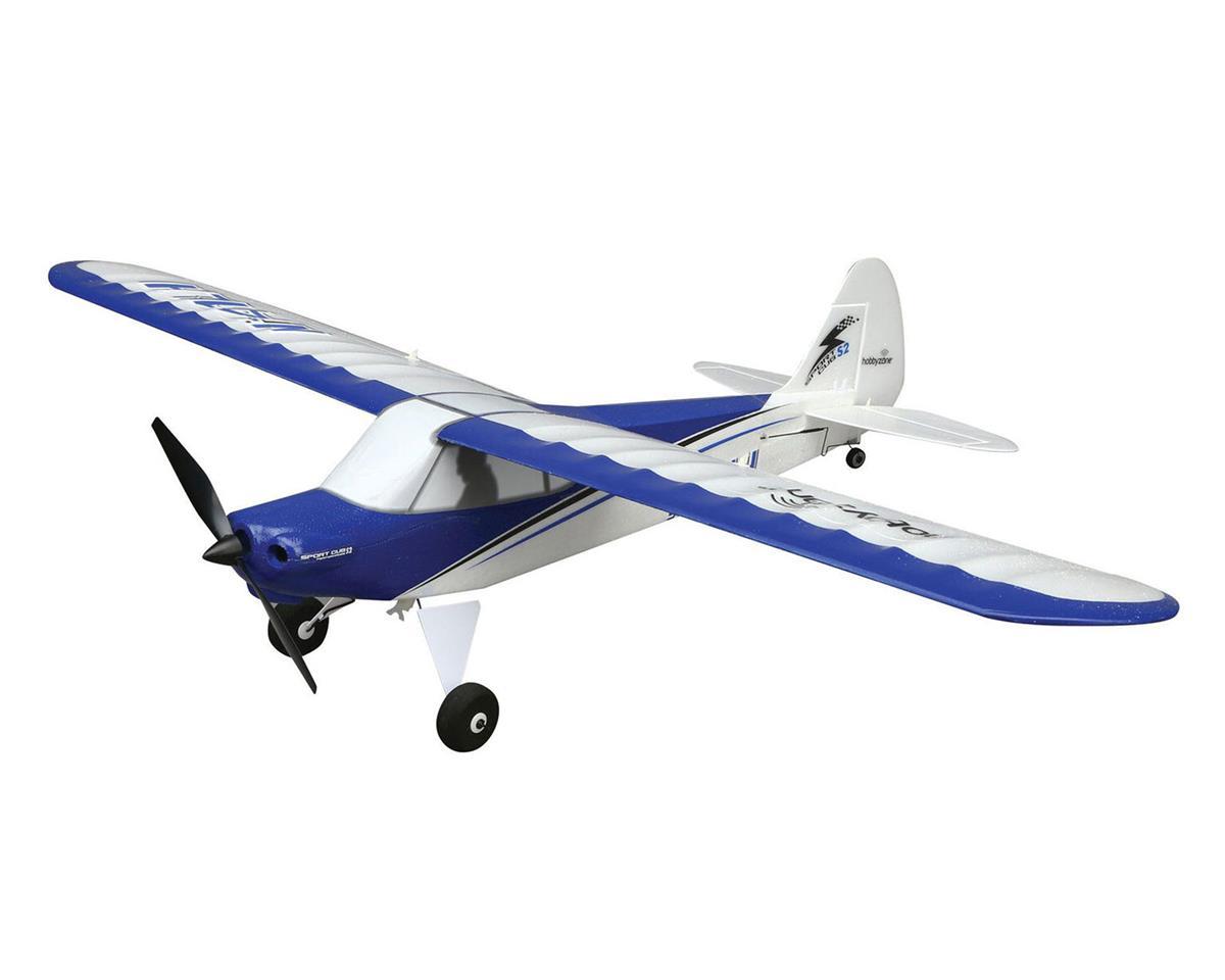 HobbyZone Sport Cub S 2 BNF Basic Electric Airplane w/SAFE