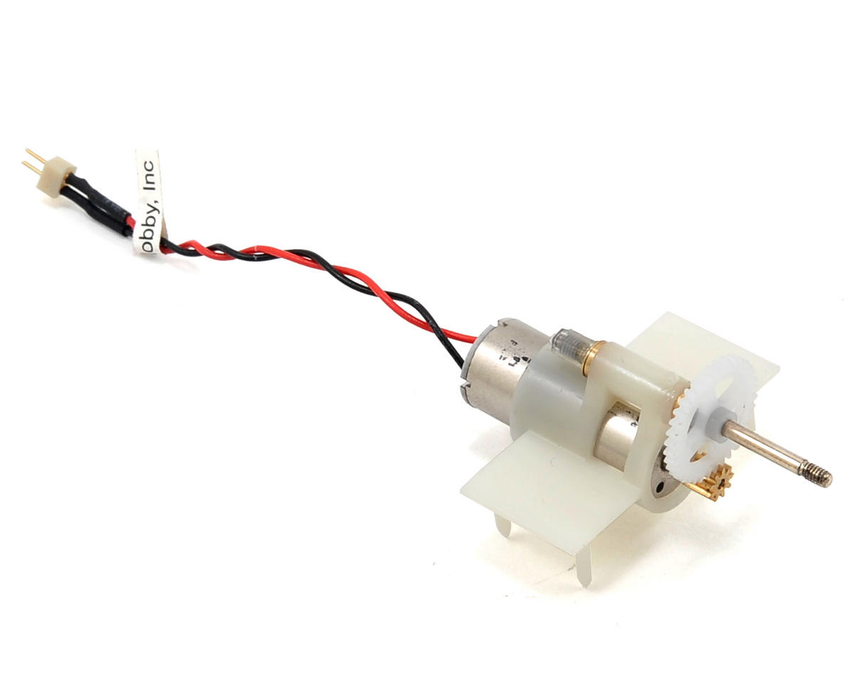 Image 1 for HobbyZone Gear Box & Motor Set