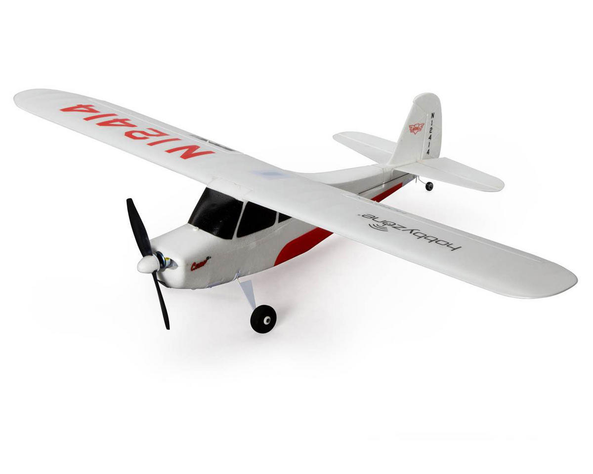 HobbyZone Champ S+ RTF Electric Airplane (694mm) w/SAFE Auto Land