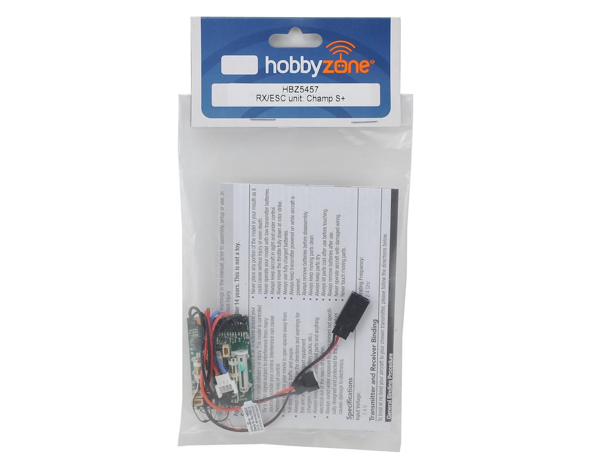 HobbyZone Champ S+ Receiver/ESC Unit