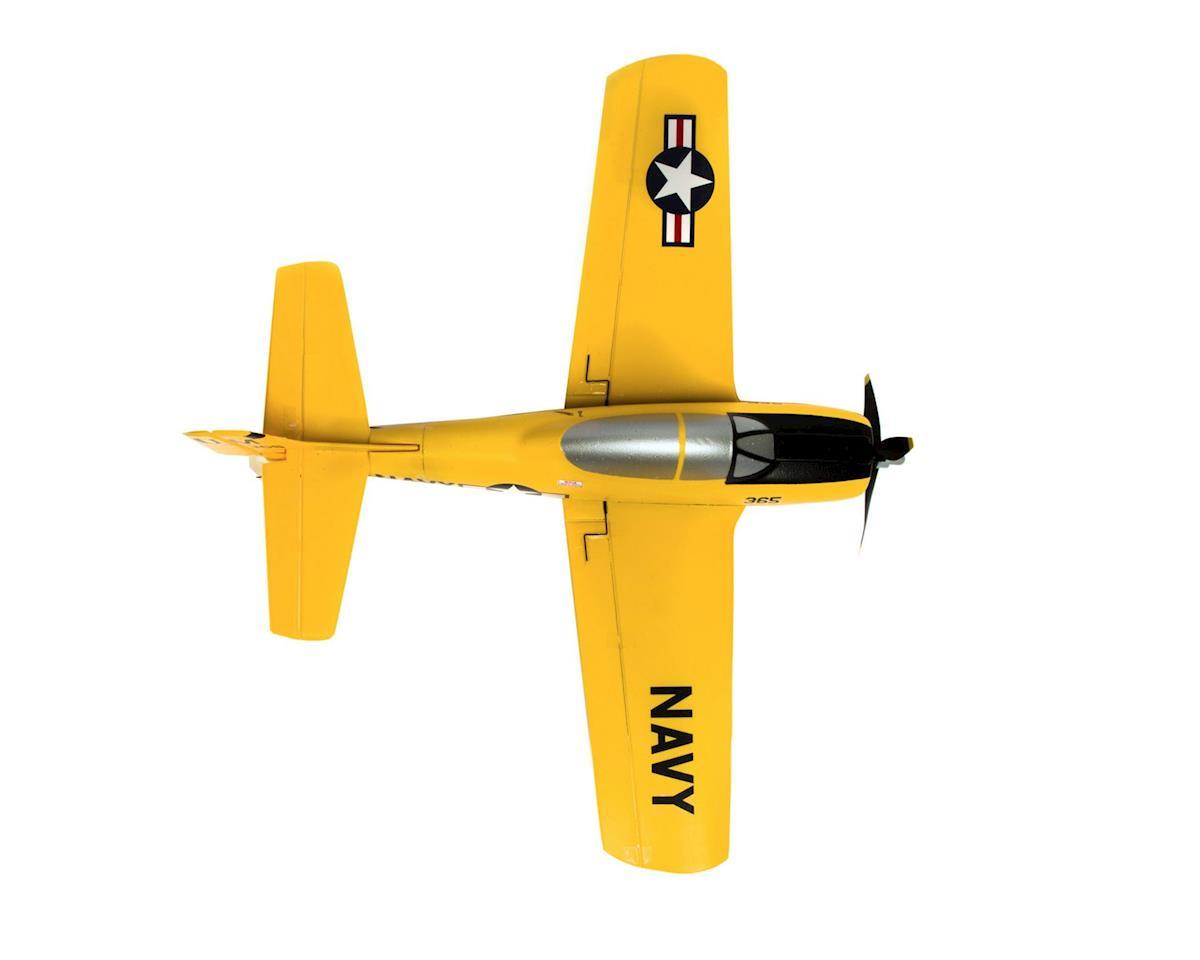 HobbyZone T-28 Trojan S RTF Electric Mini Airplane (426mm)