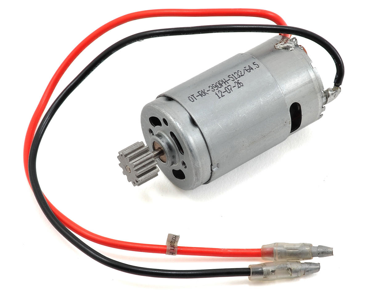 Super Cub S Motor w/Pinion Gear by HobbyZone