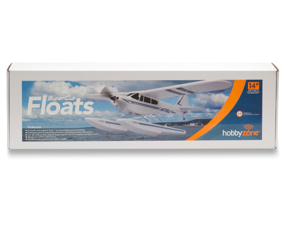 HobbyZone Super Cub LP Float Set