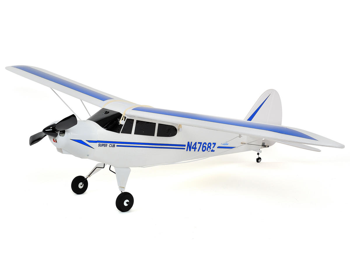 HobbyZone Super Cub DSM RTF Electric Airplane