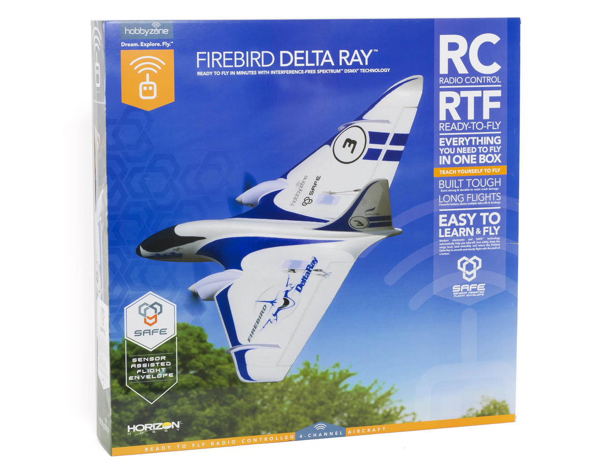 HobbyZone Delta Ray RTF
