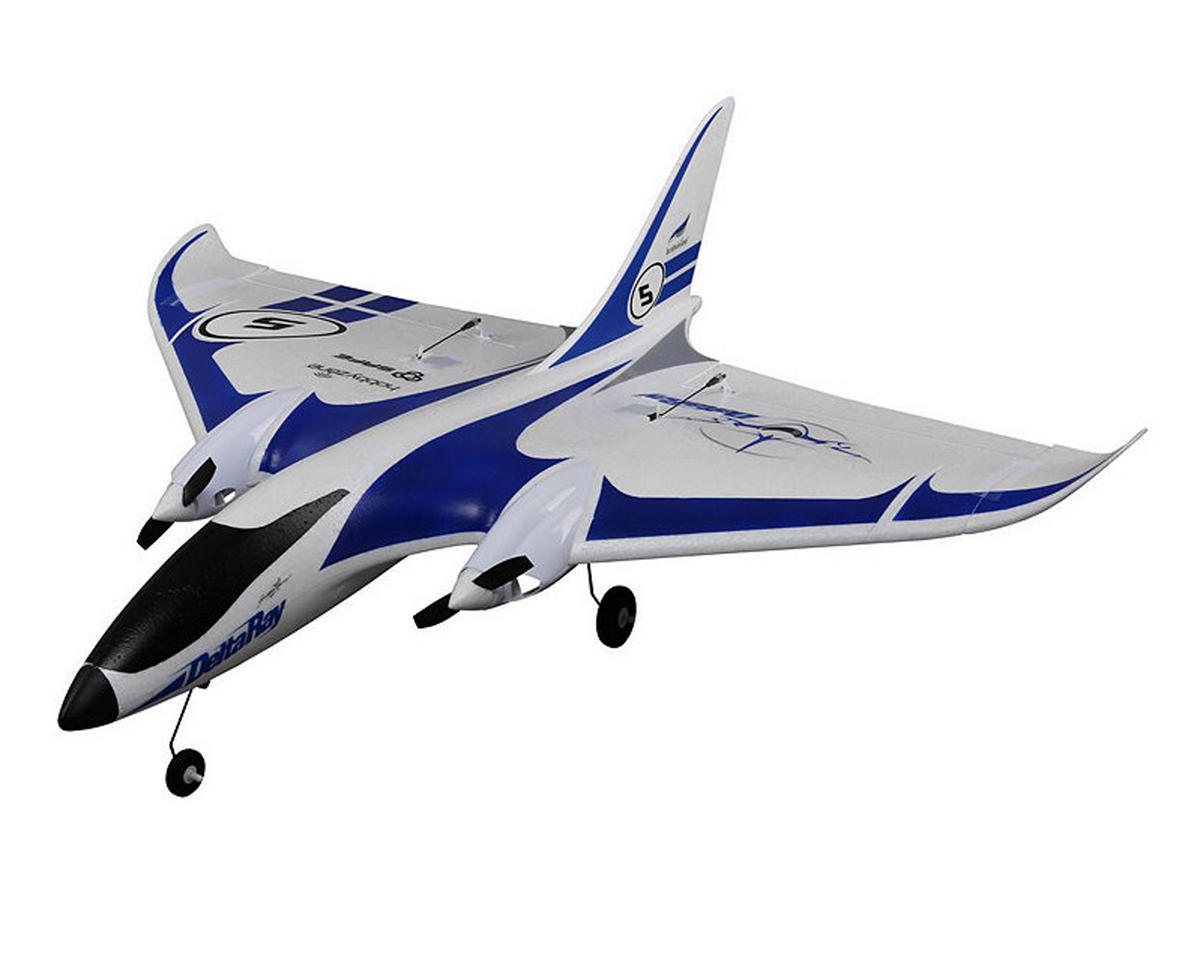 Delta Ray Bind-N-Fly Electric Airplane by HobbyZone