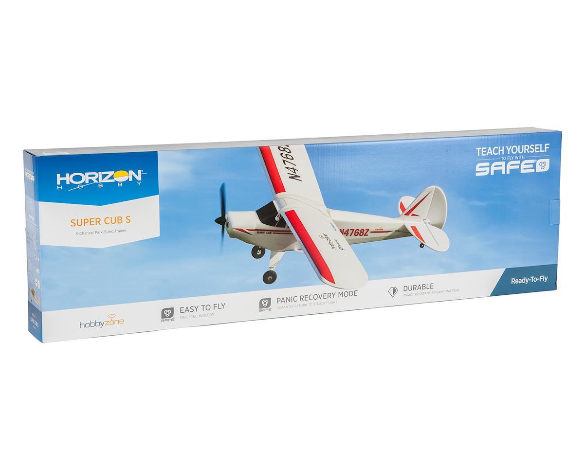 HobbyZone Super Cub S RTF Airplane (1212mm) w/DXE Radio System