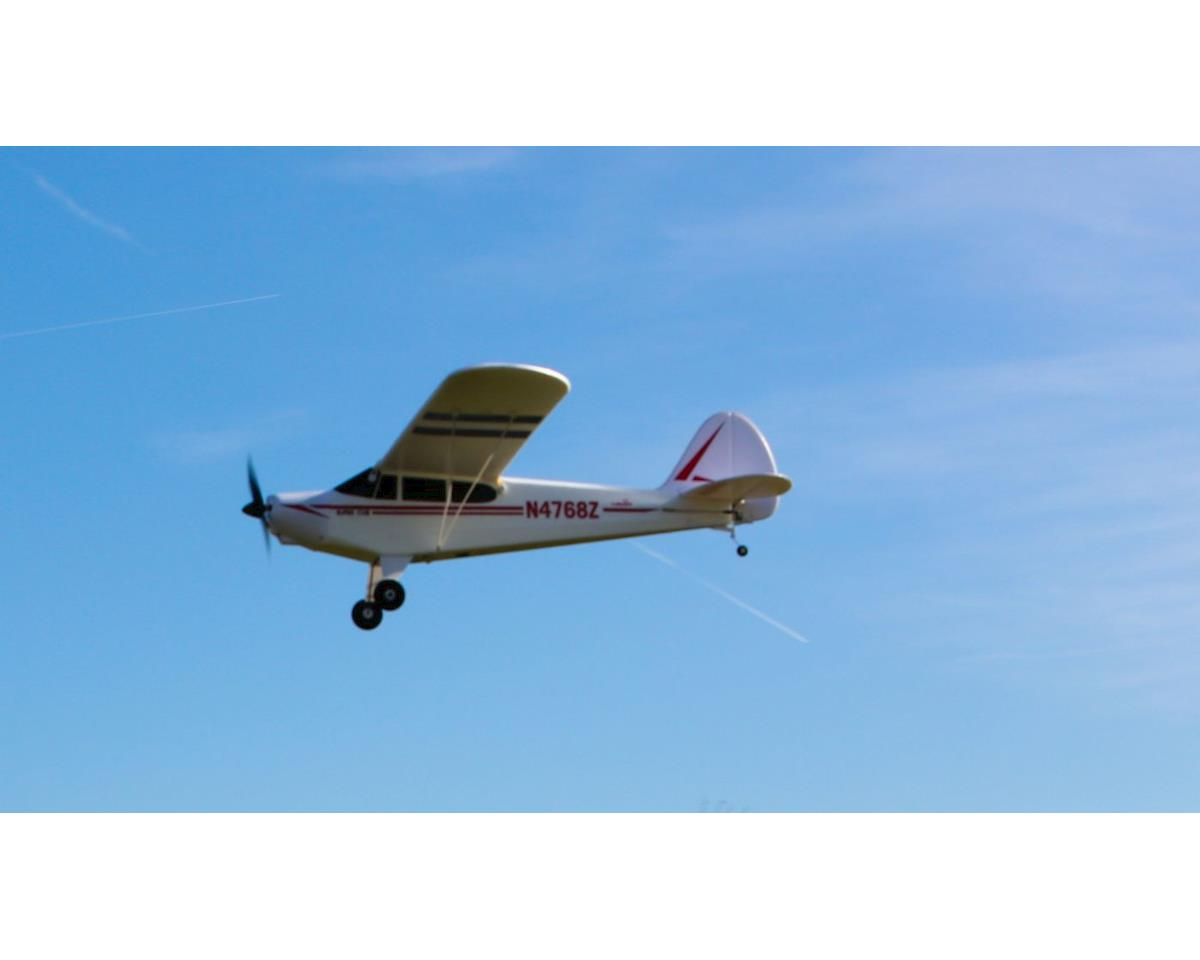 HobbyZone Super Cub S BNF with SAFE