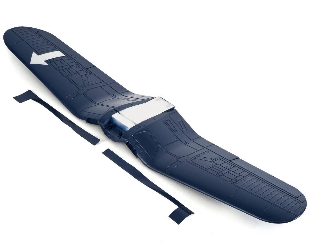 HobbyZone F4U Corsair S Painted Wing Set
