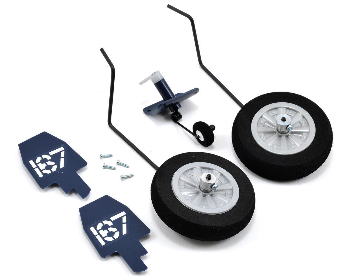 Landing Gear & Doors by HobbyZone F4U Corsair S