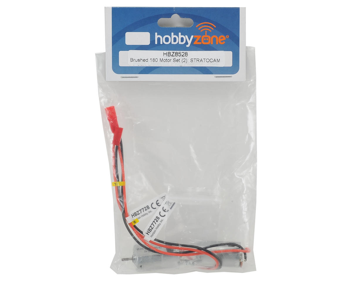 HobbyZone Brushed 180 Motor (2)
