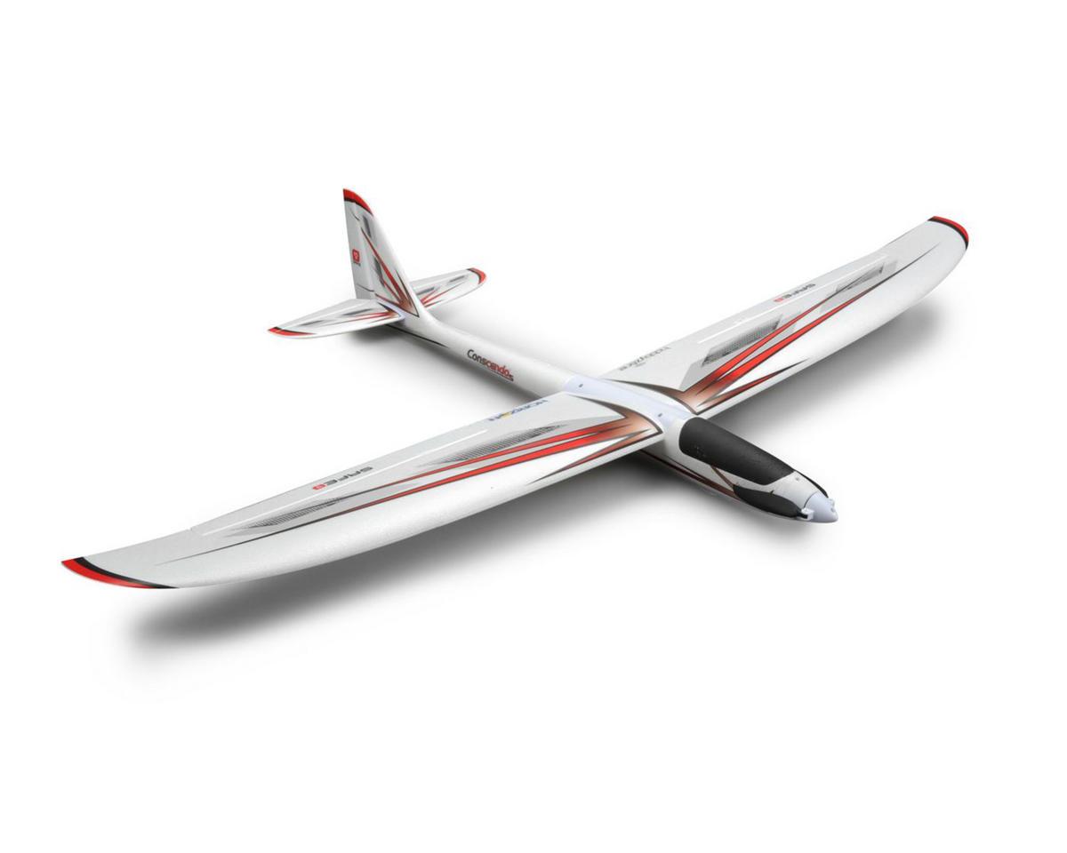 HobbyZone Conscendo S RTF Motor Glider Airplane w/2 4GHz Radio