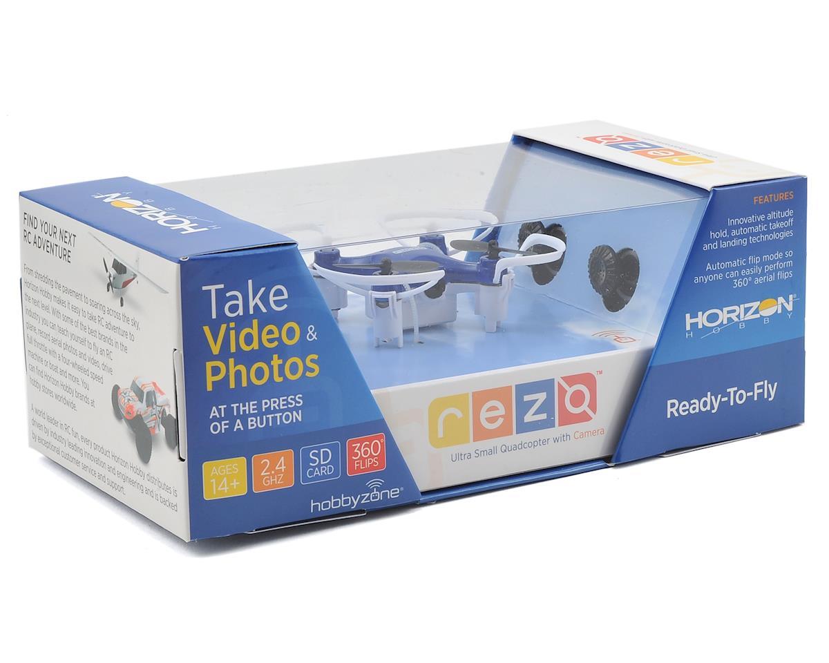 HobbyZone Rezo Micro Camera RTF Nano Quadcopter Drone