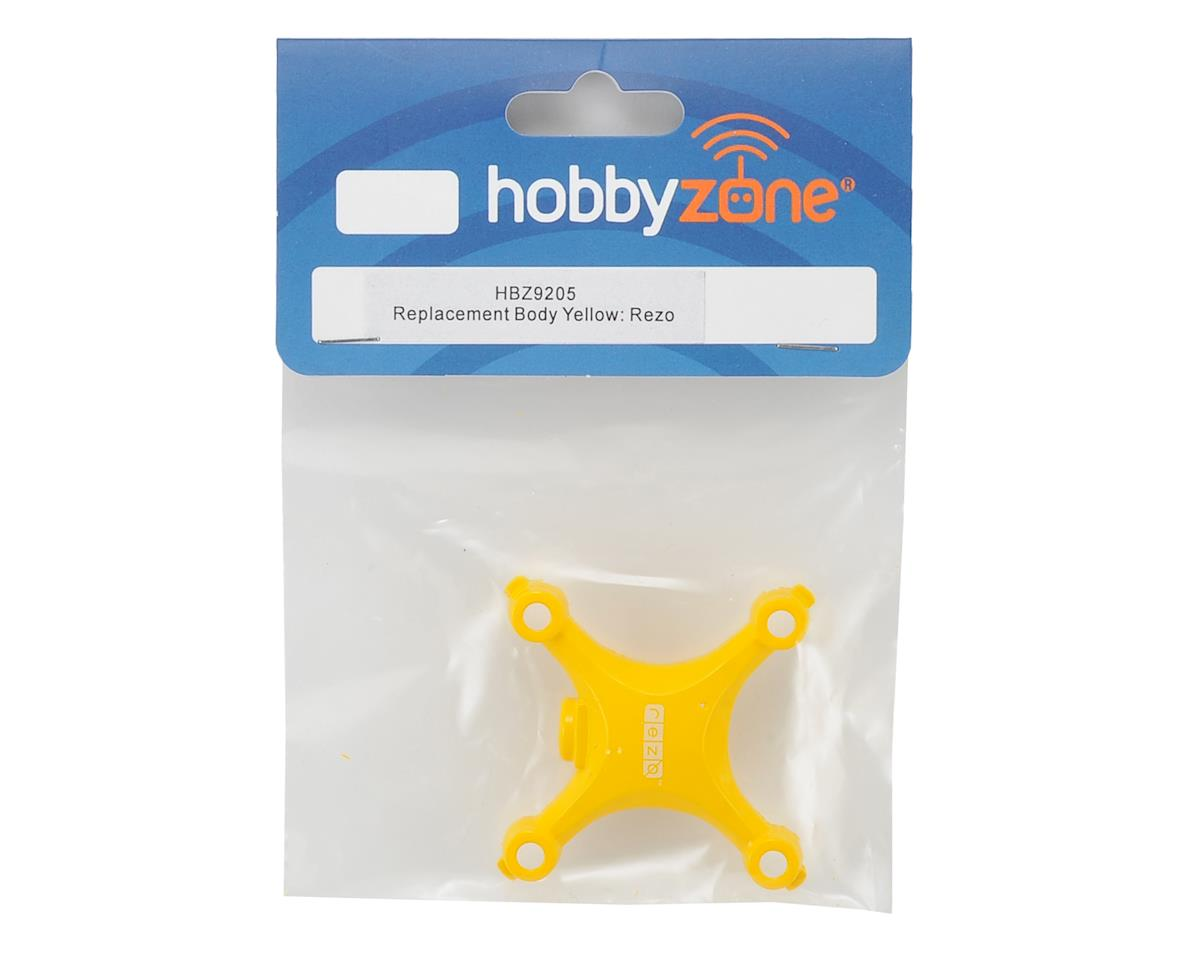 HobbyZone Rezo Body (Yellow)
