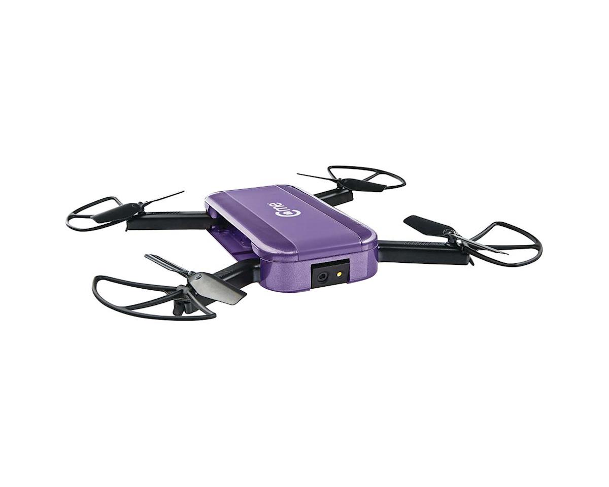 C-ME Social Sharing Flying Camera Drone Purple by Hobbico