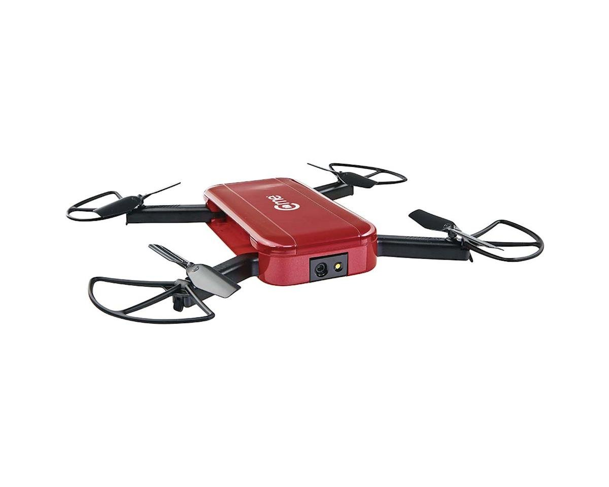 C-ME Social Sharing Flying Camera Drone Red by Hobbico
