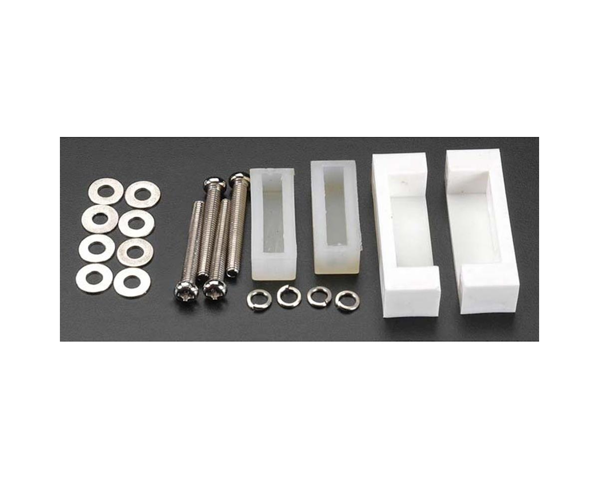 Hobbico IsoSmooth Engine Mounting Parts NexSTAR Select