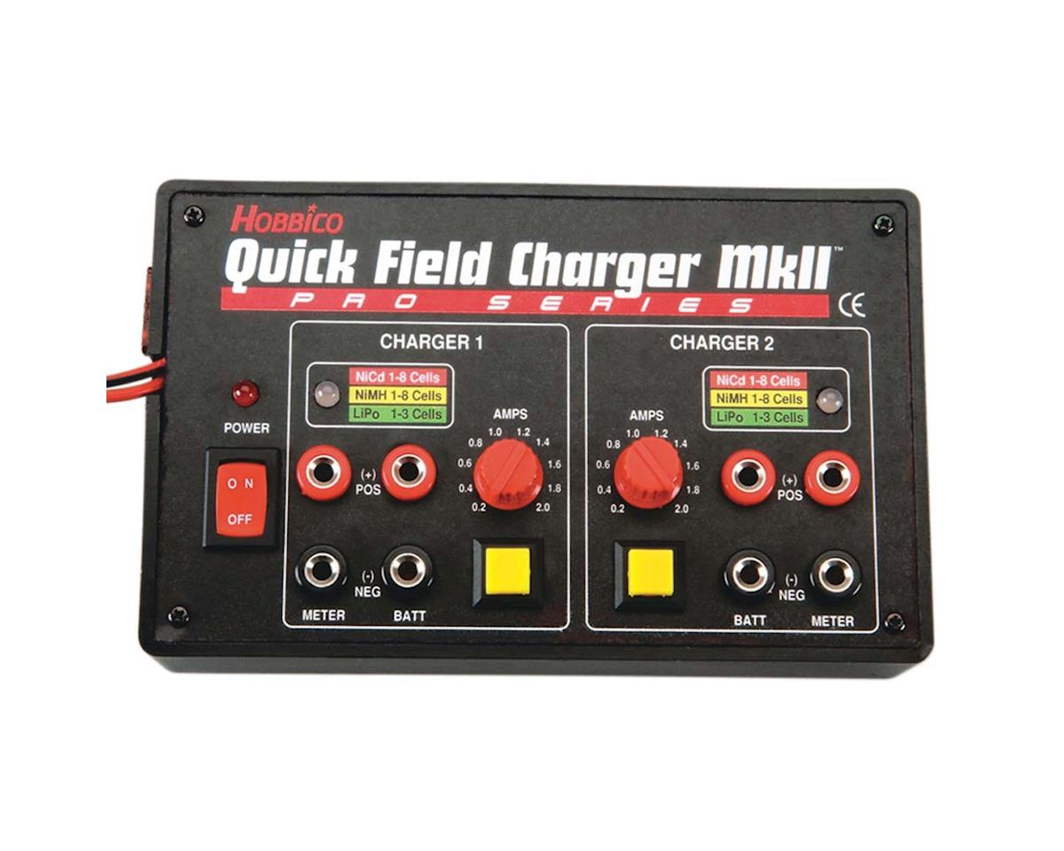 Hobbico Quick Field DC Charger MkII 12V