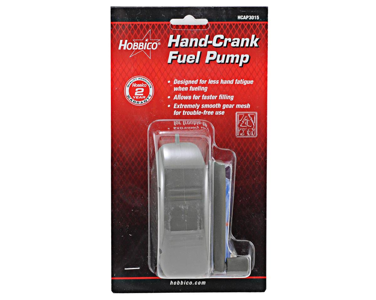 Hobbico Hand Crank Fuel Pump