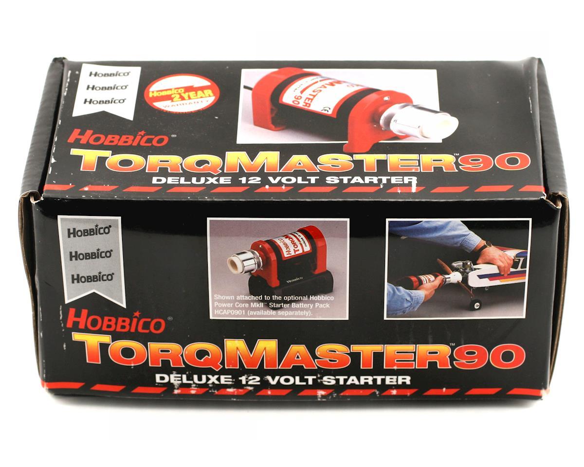 Hobbico Torqmaster 90 Deluxe 12V Starter