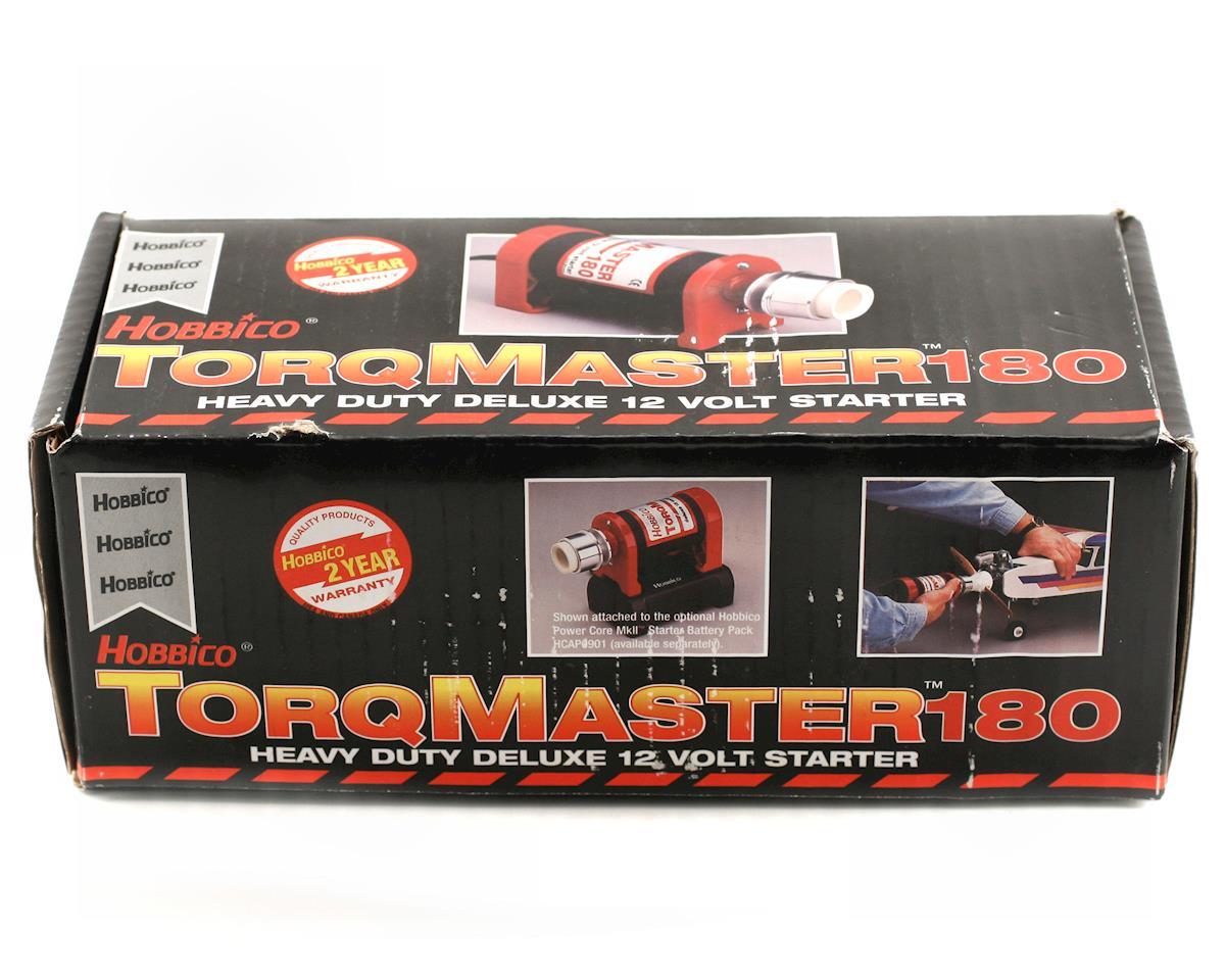 Hobbico Torqmaster 180 Heavy Duty 12V Starter