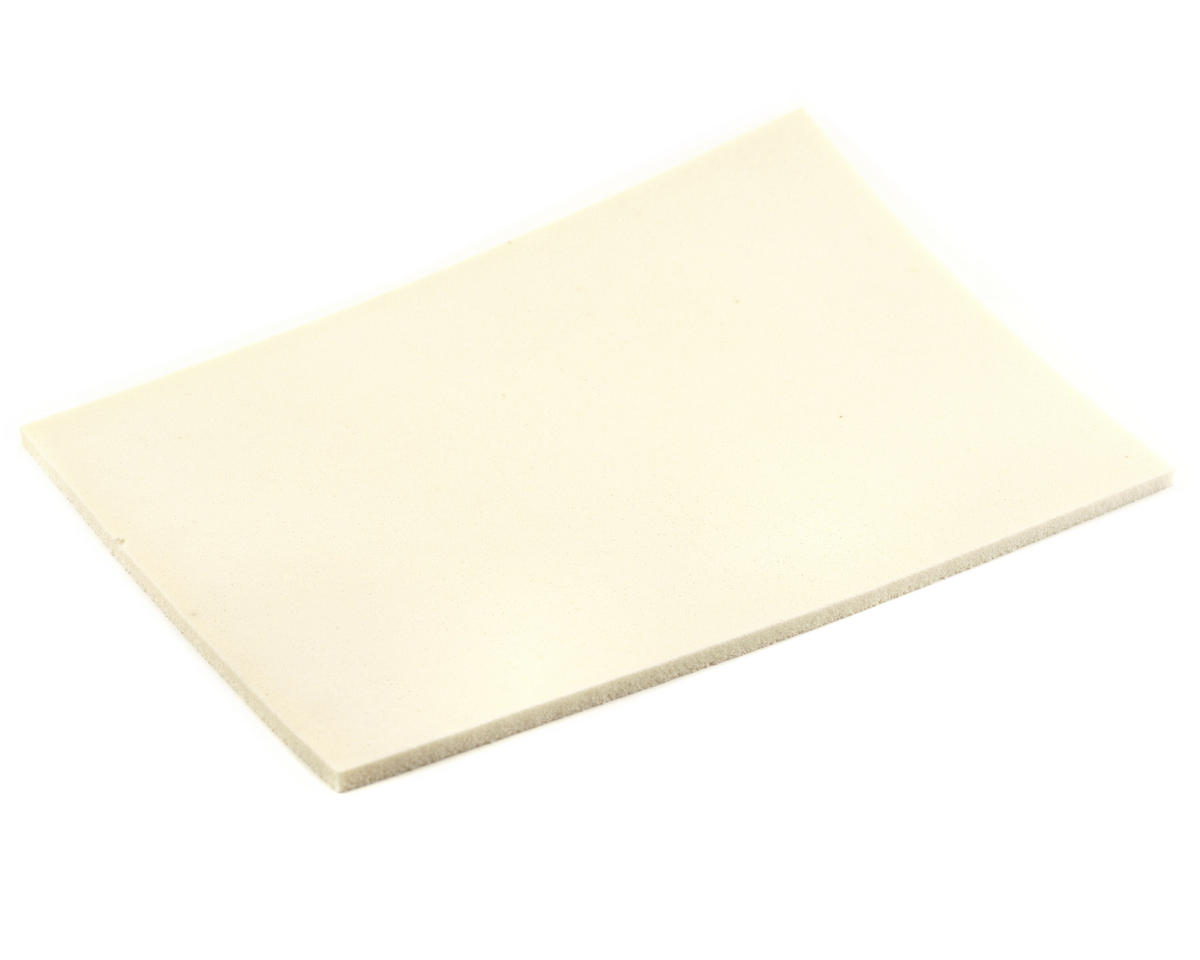 Latex Foam Rubber 1/4""