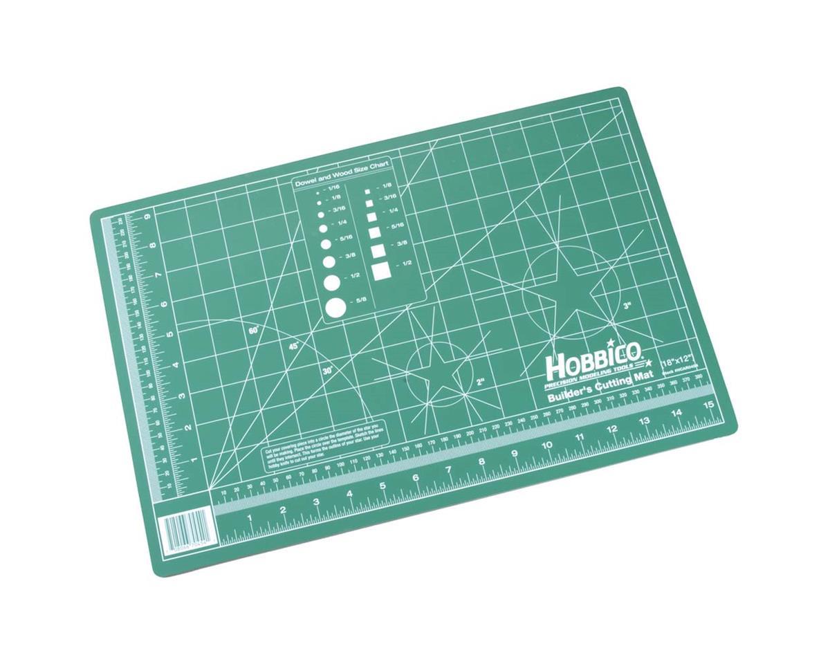 Hobbico  Builder's Cutting Mat 12X18