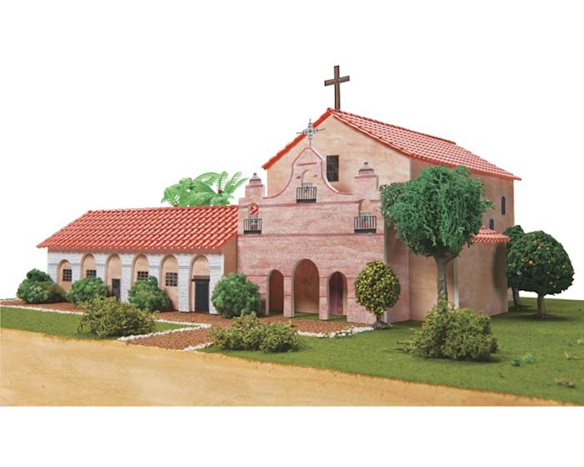 California Mission San Antonio De Padua by Hobbico