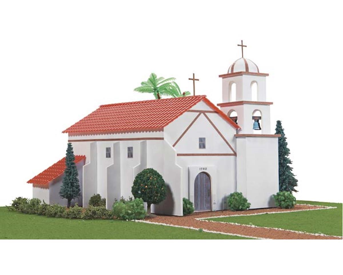 Hobbico California Mission San Buenaventura