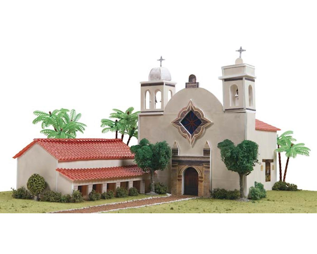 California Mission San Carlos Borromeo De Carmelo by Hobbico