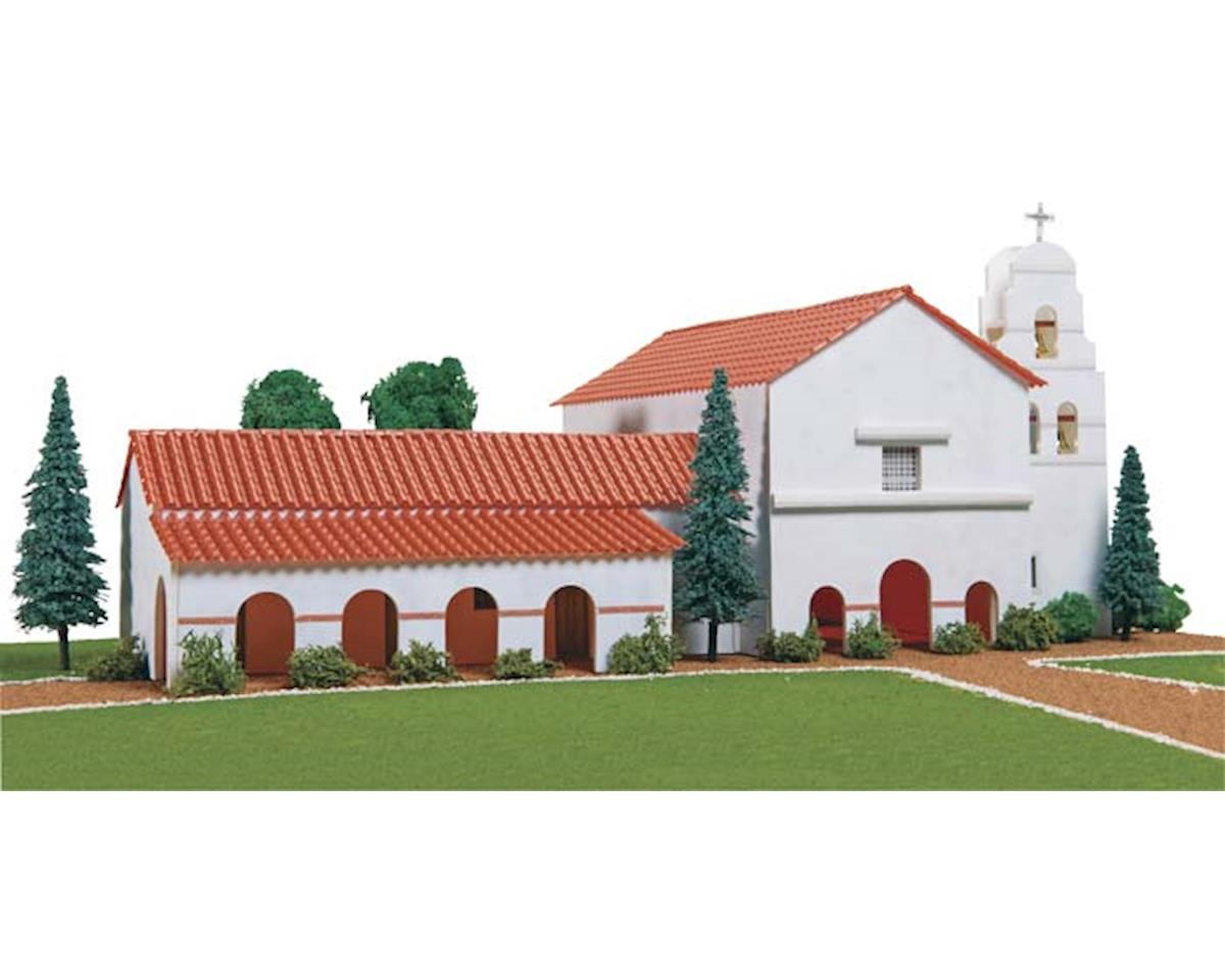 California Mission San Juan Bautista by Hobbico