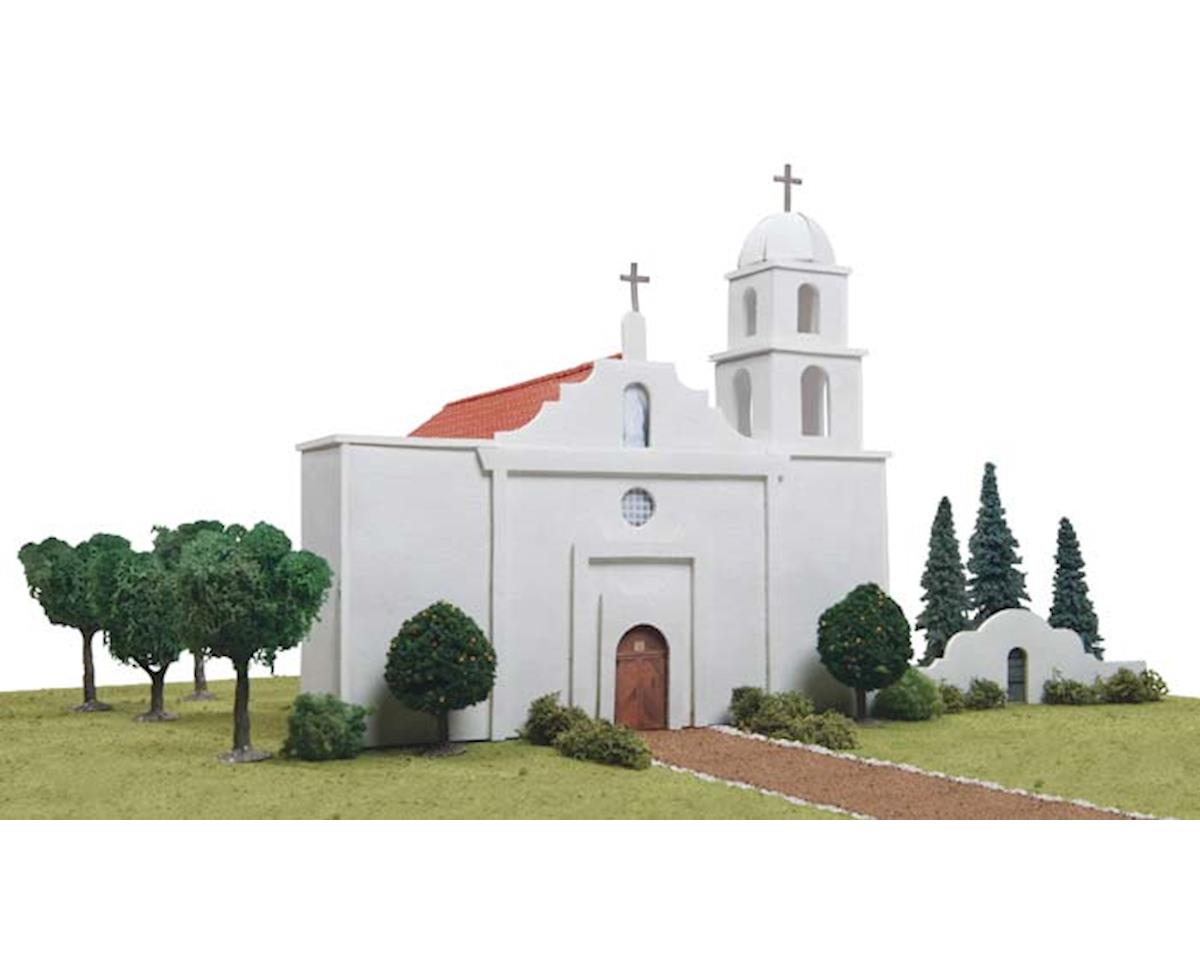 Hobbico California Mission San Luis Rey De Francia Hcay9036 Toys Home Gadgets Hobbies Projects Kits Modules Timer
