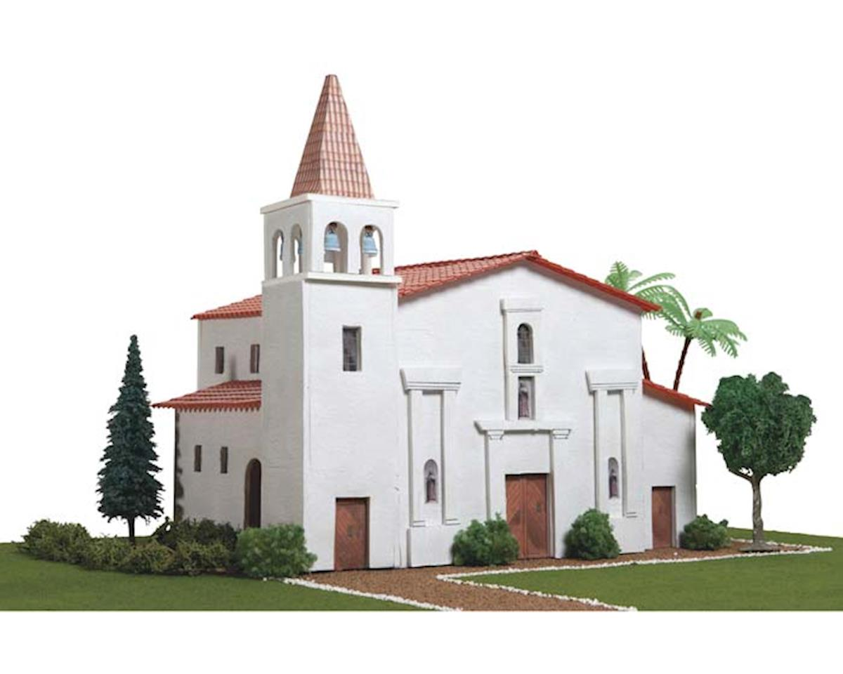 Hobbico California Mission Santa Clara De Asis