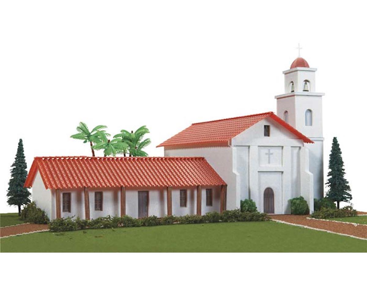 Hobbico California Mission Santa Cruz