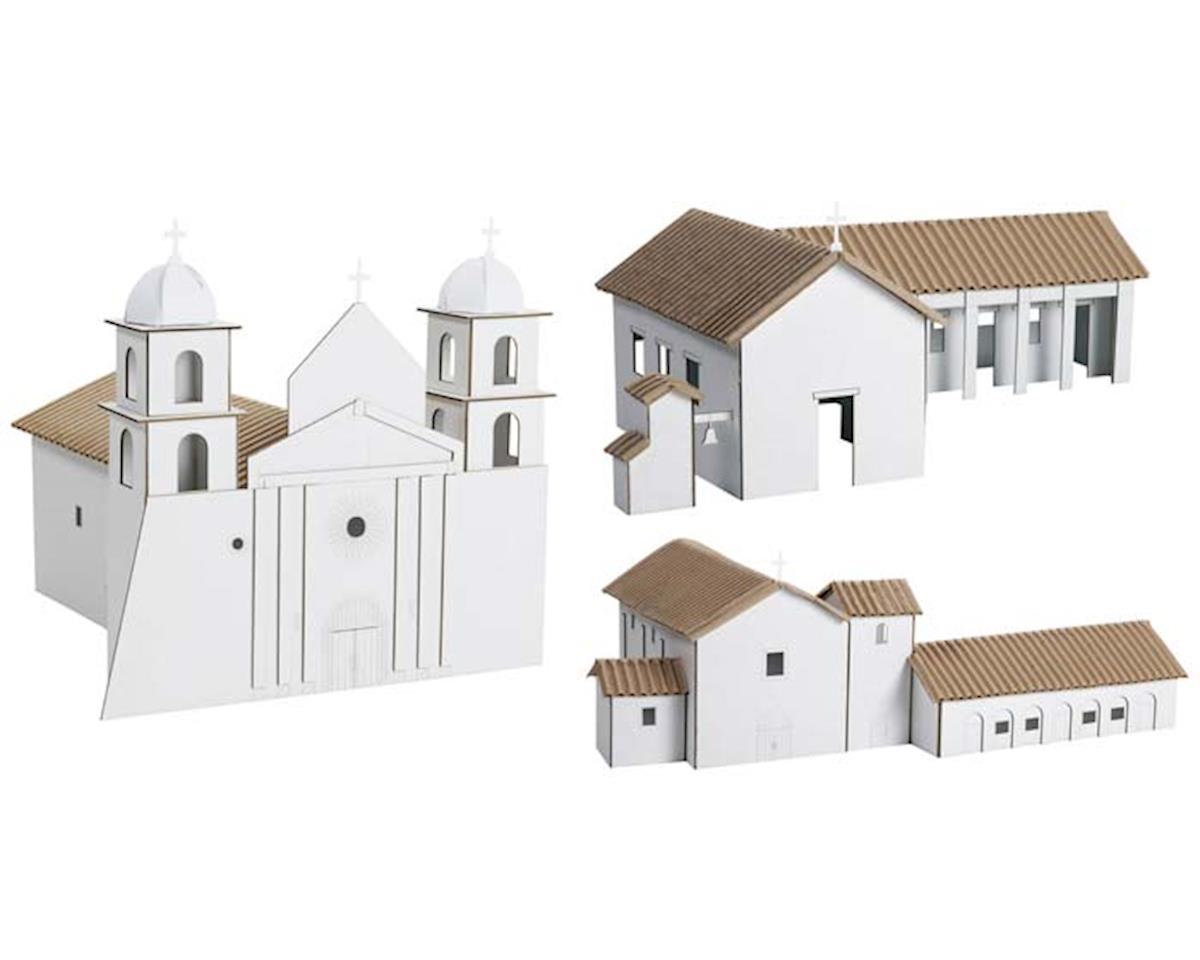 Hobbico Kit 1: Santa Barbara/Nuestra Senora/San Fernando