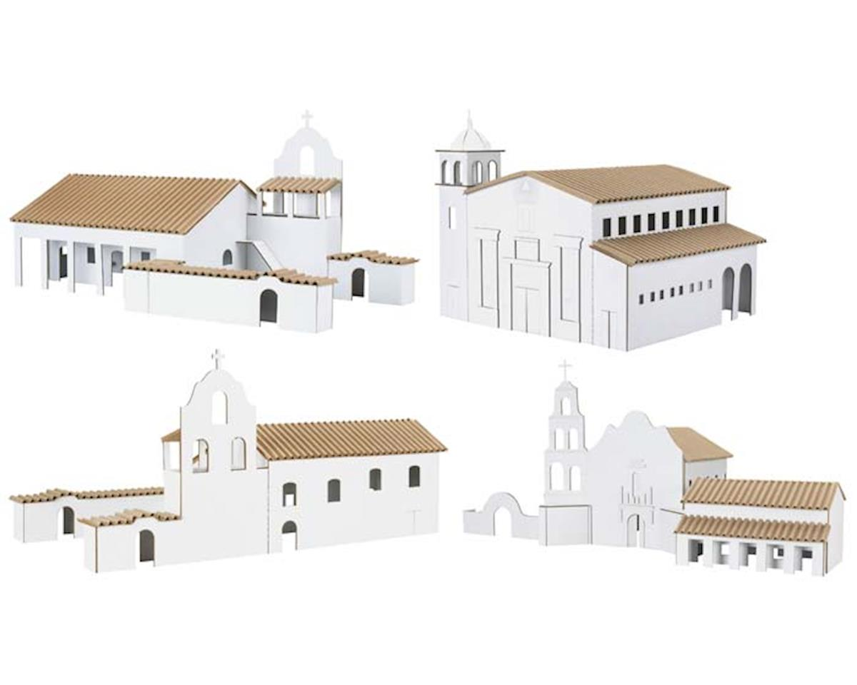 Hobbico Kit 2: San Diego/La Purisima/Santa Clara de Asis