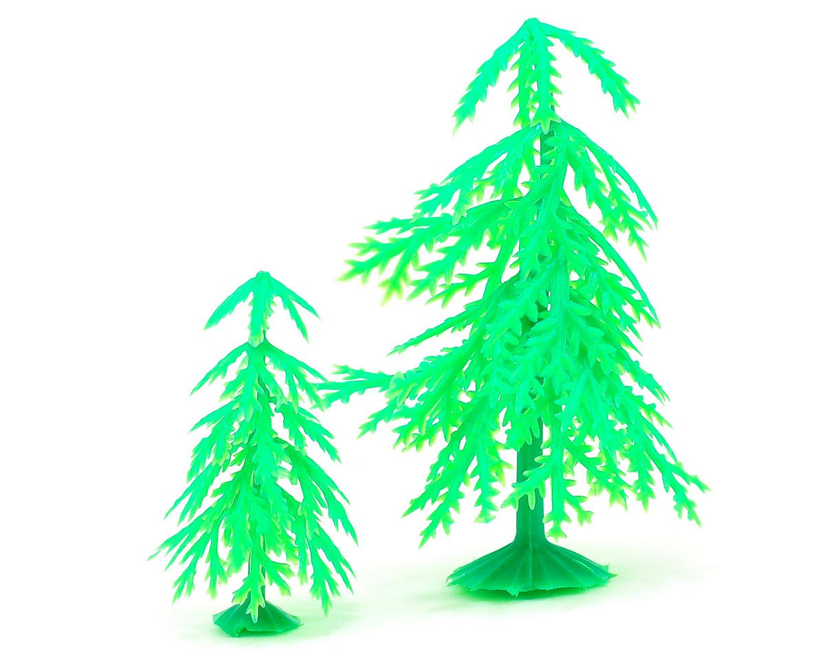 "Tree Plastic 2-4"" (2)"