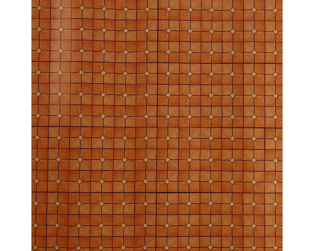 Hobbico California Missions Spanish Tile Mat